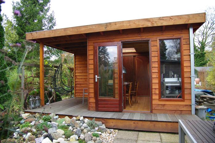 houten tuinhuizen