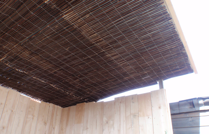 houten pergola
